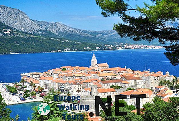 7 dagen in Kroatië: onafhankelijke tour van de Dalmatische kust