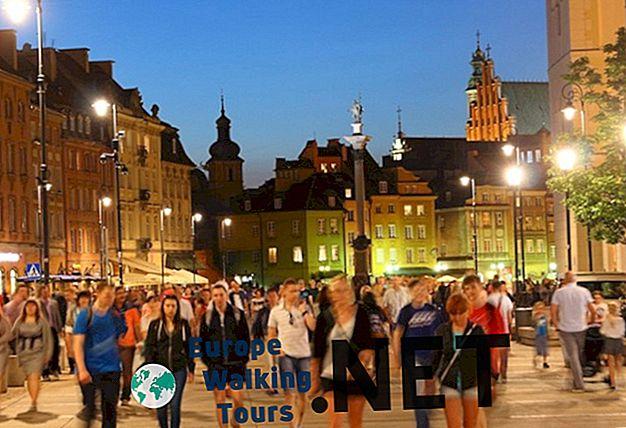 10 top toeristische attracties in Warschau