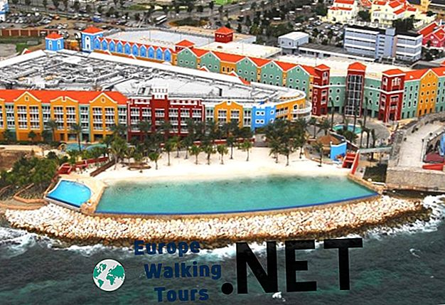 4 labākie visaptverošie kūrorti Curacao