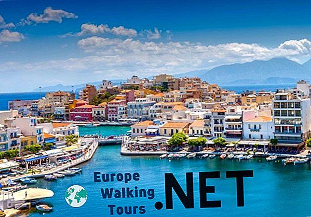 10 principais atracções turísticas em Creta