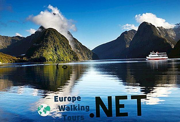 Otkrijte Milford Sound na Novom Zelandu