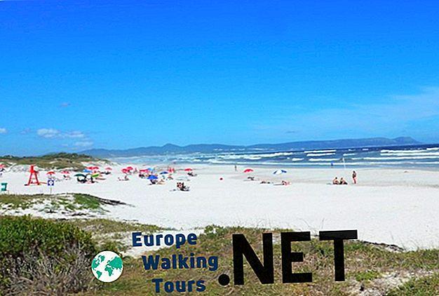 10 Най-добри плажове в Южна Африка