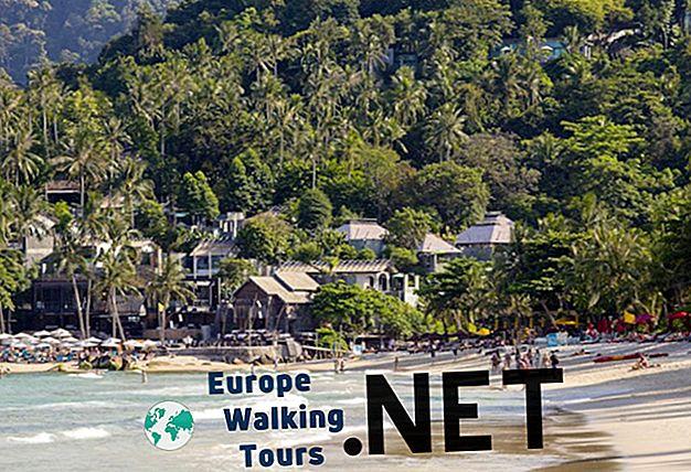 Waar te verblijven in Koh Phangan: beste plaatsen en hotels