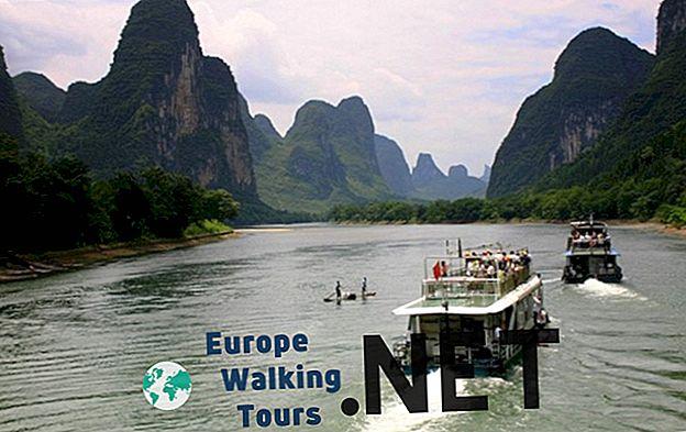 Las 30 mejores atracciones turísticas de China
