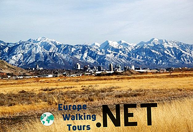 10 najlepszych miejsc do odwiedzenia w Utah