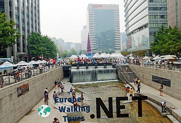 19 attractions touristiques à Séoul