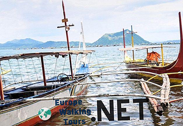 Bagaimana Menghabiskan 2 Minggu di Filipina