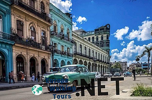 10 najlepších miest na Kube