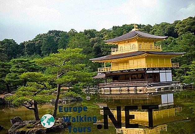 10 najlepších turistických atrakcií v Japonsku