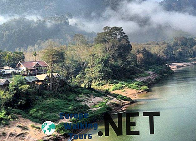 10 най-добри места за посещение в Лаос