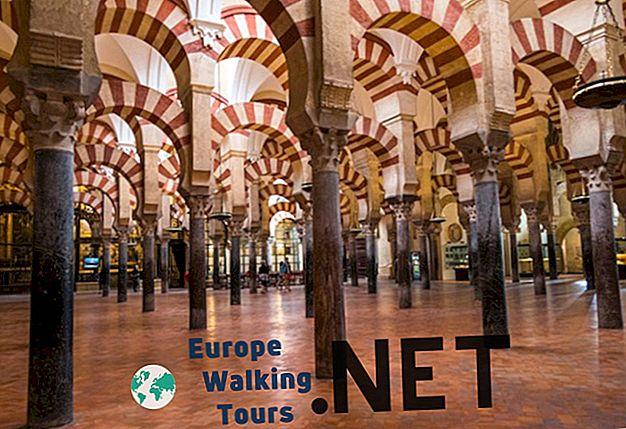 10 populiariausių lankytinų vietų Ispanijoje