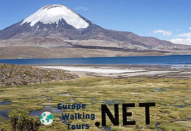 10 parimat turismiobjektit Tšiilis