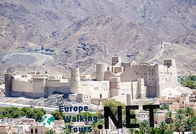 أفضل 10 أماكن للزيارة في عمان