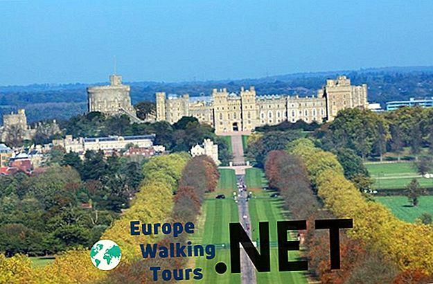 10 castillos más grandes del mundo