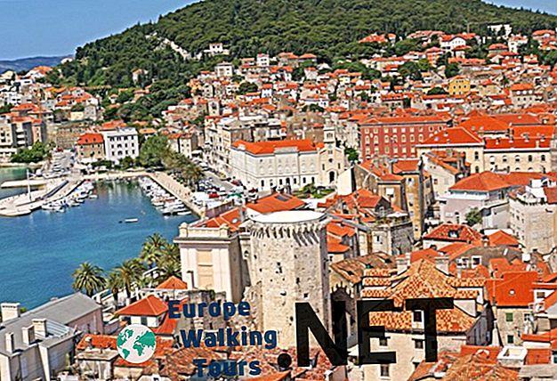 8 populiariausios lankytinos vietos Splite