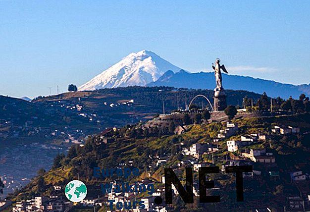 10 Top Sehenswürdigkeiten in Quito