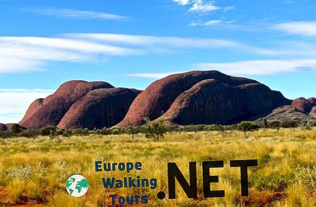 10 најлепших националних паркова у Аустралији