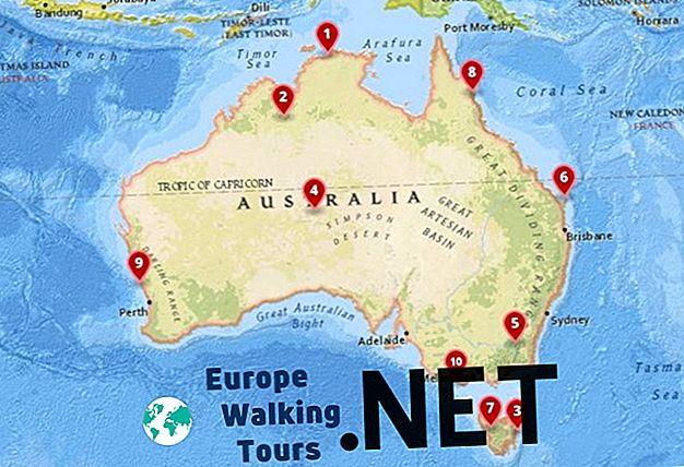 popis najboljih stranica za upoznavanje u Australiji