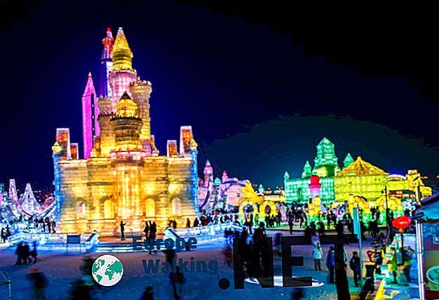 10 najbardziej niesamowitych miejsc w północnych Chinach