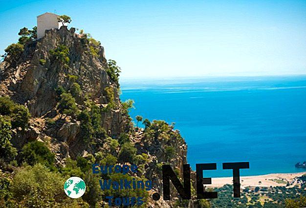 7 Gražios Šiaurės Rytų Egėjo salos