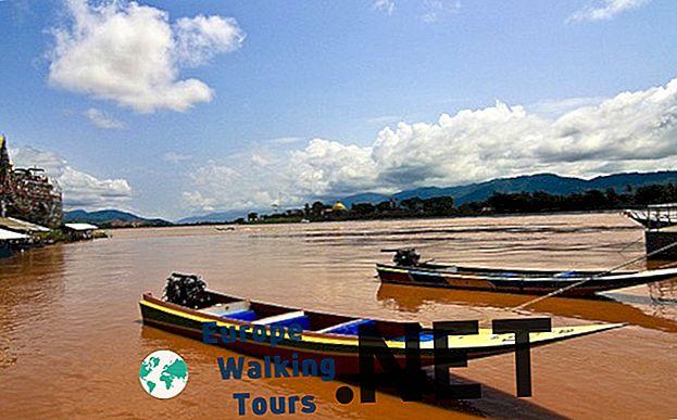 10 Топ Туристичке атракције у Лаосу