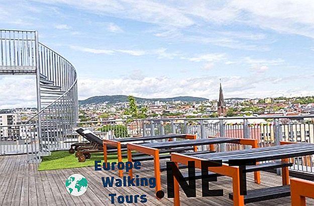 8 najlepszych miejsc na pobyt w Oslo