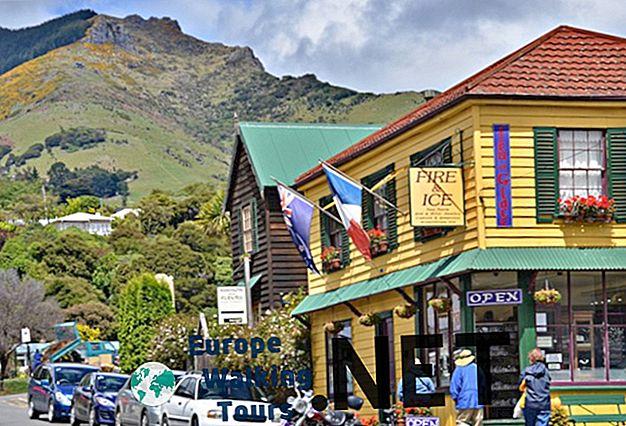 14 charmantesten Kleinstädte in Neuseeland