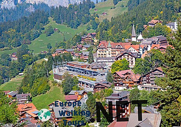 14 labiausiai vaizdingų mažų miestų Šveicarijoje