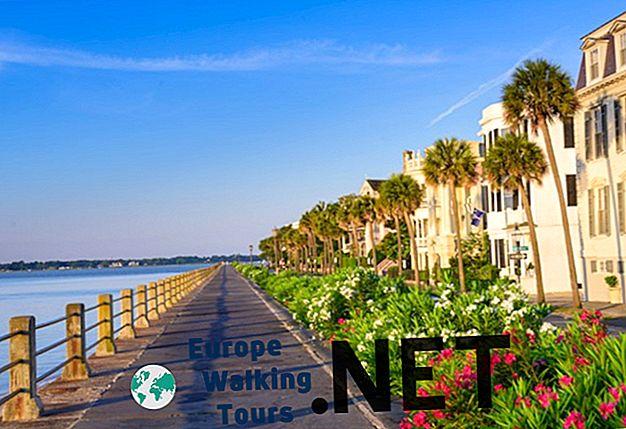 10 besten Orte in South Carolina zu besuchen