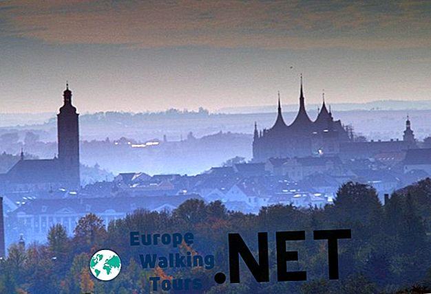 10 najboljših mest za obisk na Češkem