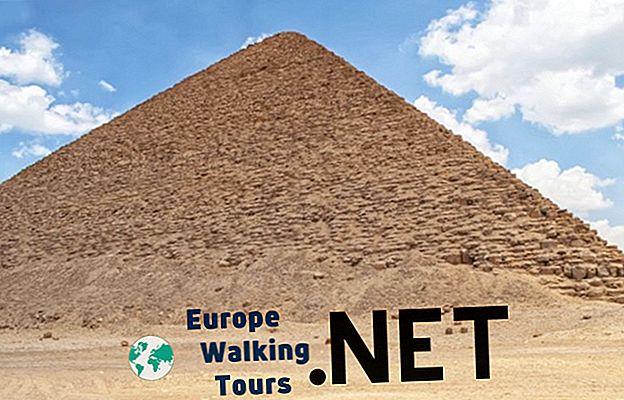 10 erstaunlichsten wahren Pyramiden der Welt
