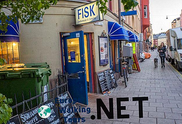 Unde să stați la Stockholm: Cele mai bune vecini și hoteluri