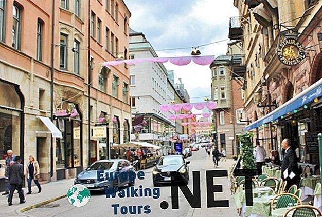 mjesta za druženje u Stockholmu