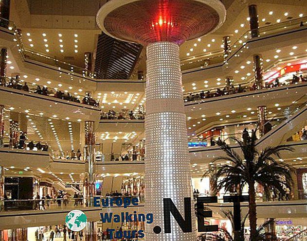 10 größten Einkaufszentren der Welt