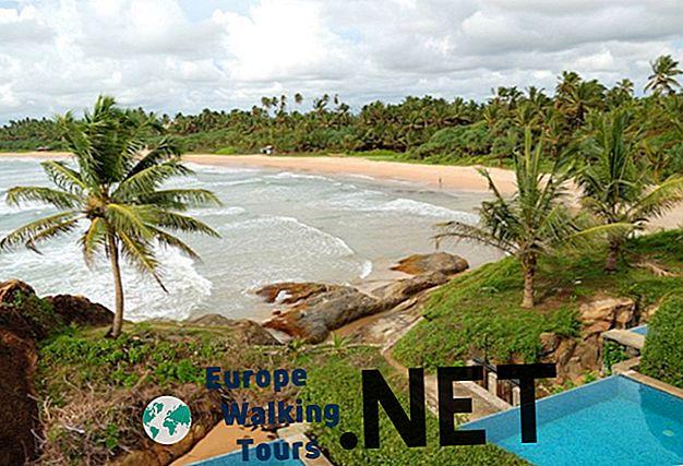 10 кращих пляжів Шрі-Ланки