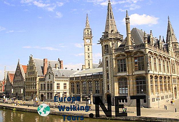 3 Най-добри екскурзии в Белгия