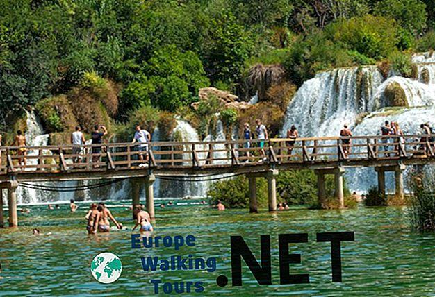 10 najlepših nacionalnih parkov na Hrvaškem