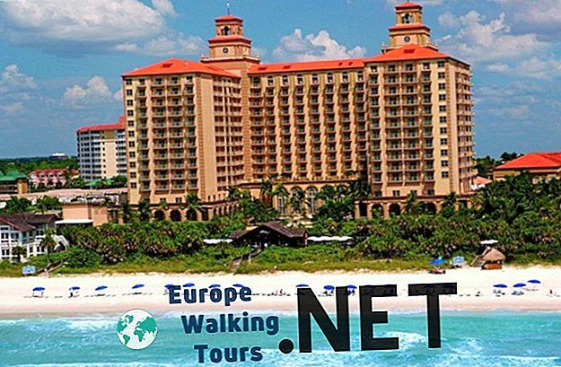 10 meilleurs stations balnéaires en Floride