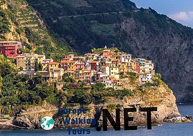 5 smukke landsbyer Cinque Terre