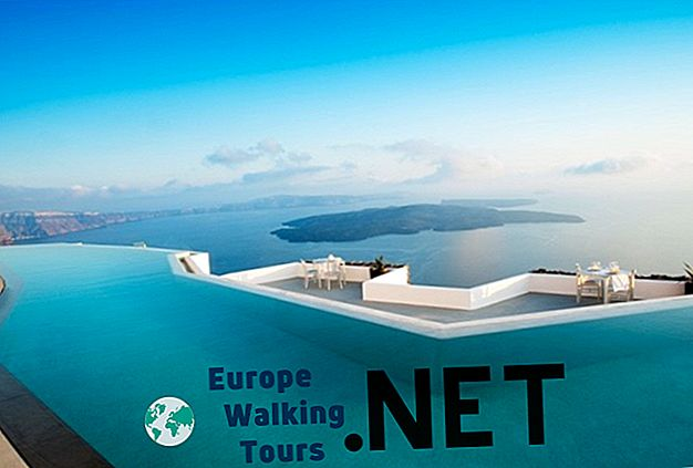 Los 11 hoteles más increíbles de Grecia