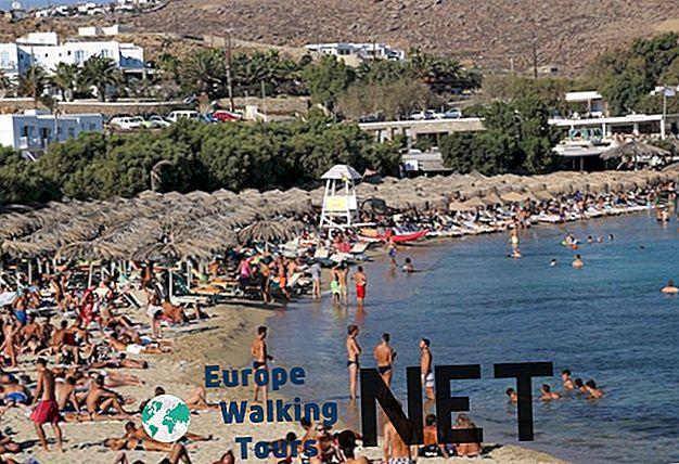 Dónde alojarse en Mykonos: Mejores ciudades y hoteles