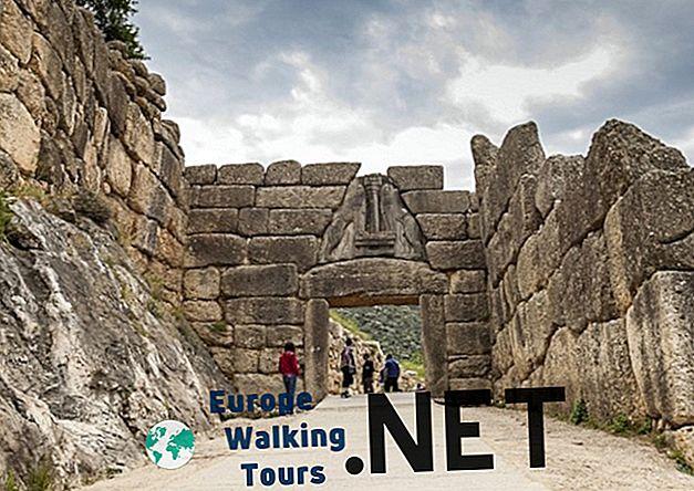 5 chuyến đi trong ngày tốt nhất ở Hy Lạp