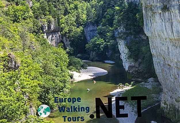 10 schönsten Nationalparks in Frankreich