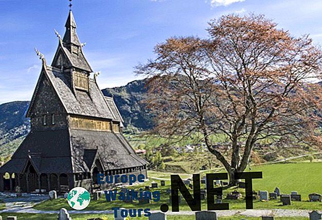10 Mooiste staafkerken in Noorwegen