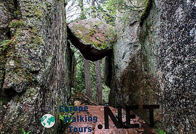 10 kõige ilusamat rahvusparki Rootsi