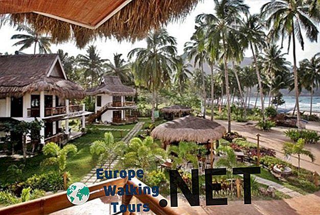 10-те най-добри курорта във Филипините