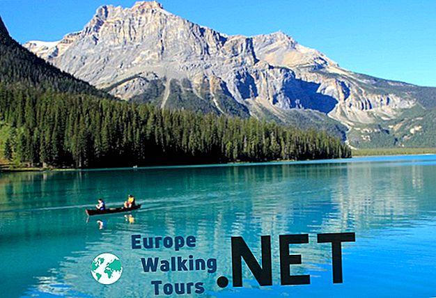 10 gražiausių Kanados nacionalinių parkų