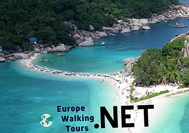 10 bedste strande i Thailand