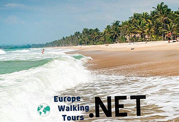 10 Най-добри плажове в Колумбия