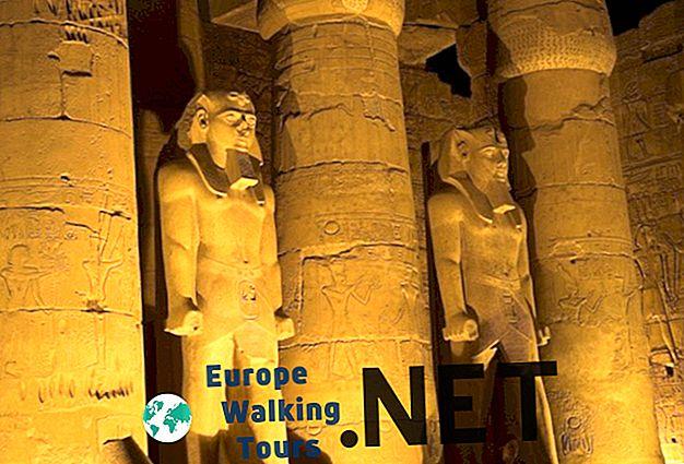 10 Kuil Mesir Kuno Paling Menakjubkan